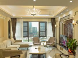 Leshan Deluxe Double Room Guest House, Haikou (Qiongshan yakınında)