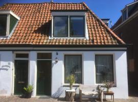Vissershuisje / old fishermans house