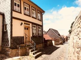 Ferienhaus Castle View Quedlinburg