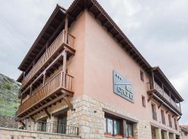 hotel Atiana, Albarracín