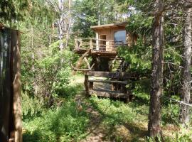 Karu Treehouse, Soela (Sõru yakınında)