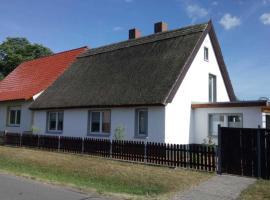 Ferienhaus Luckow VORP 2881, Luckow (Gegensee yakınında)