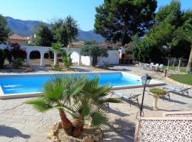 Lovely Villa, Foyes Blanques