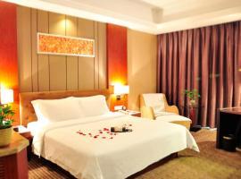 广东东铯酒店常平第二分店, Dongguan (Qiaotou yakınında)