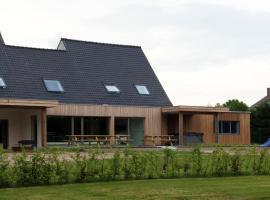 Villa Bergina, Berlare (Wetteren yakınında)