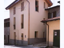Al salto del gatto, Schianno (Venegono Superiore yakınında)