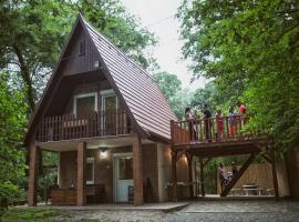Jázmin Weekend House, Мако (рядом с городом Kiszombor)