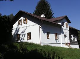 Penzion Olesnice, Zlatá Olešnice (Plavy yakınında)