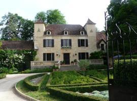 Le Manoir des Tuileries, Rouffilhac (рядом с городом Fajoles)
