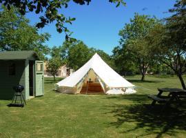 Camping La Forêt de Tessé, La Forêt-de-Tessé
