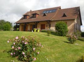 Maison Maton, La Roche-l'Abeille (рядом с городом Saint-Hilaire-les-Places)