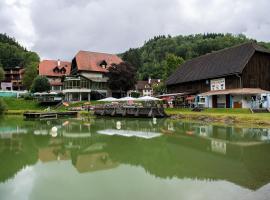 Seegasthof Breineder - Familien & Seminarhotel, Mönichwald (Vorau yakınında)