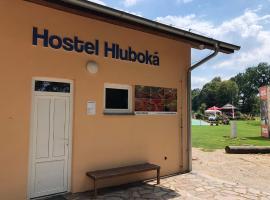 Hostel Hluboká, Hluboká nad Vltavou (Dobřejovice yakınında)