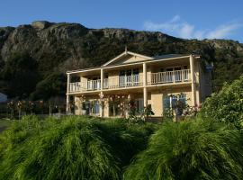 On The Terrace, Stanley (Crayfish Creek yakınında)