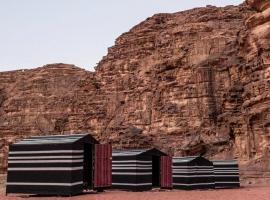 Cliff Camp, Wadi Rum