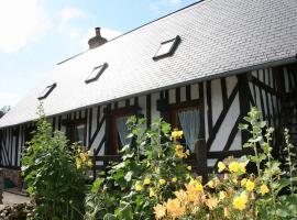 Le Clos des Hortensias, Toutainville (рядом с городом Vannecrocq)