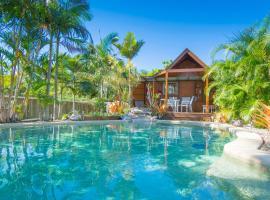 Gina's retreat, Peregian Beach