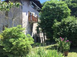 Appartamento Tognetti, Camorino (Near Morobbia Valley)