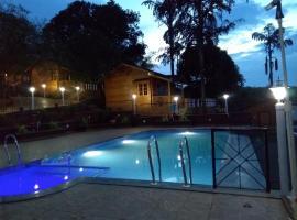 Cozywoods Hill Resort, Banastarim (рядом с городом Carambolim)
