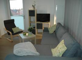 Apartment am Apfelgarten, Schwarmstedt (Essel yakınında)
