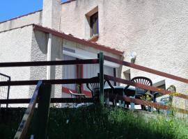 appartement bord de riviere, Vieille-Brioude