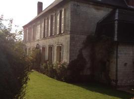 Château de Ricquebourg, Maresquel (рядом с городом Hesmond)