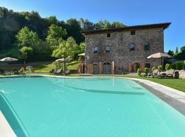 Villa Lo Scalco, Segonzano (Faver yakınında)