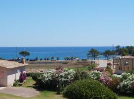 Vue mer Corse, Conca (рядом с городом Фавон)