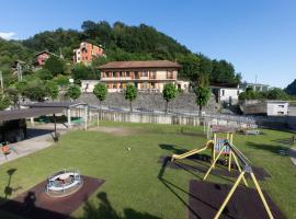 GerMagno Restaurant, Omegna (Valstrona yakınında)