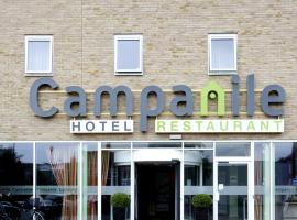 Campanile Hotel Leicester, Leicester