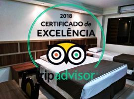 Praia Sol Hotel, Santa Terezinha de Itaipu (Comandante Andresito yakınında)