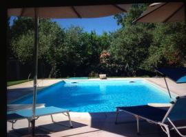 Holiday Villa, Sassari (Muros yakınında)