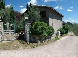 Passo del falco Bellegra, Bellegra (San Vito Romano yakınında)