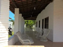 Casa na Praia do Presidio, Jacaúna