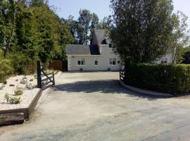 Hartley Lodge B&B, Carrick on Shannon (рядом с городом Leitrim)