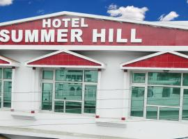 Hotel Summer Hill, Nāhan (рядом с городом Jagādhri)