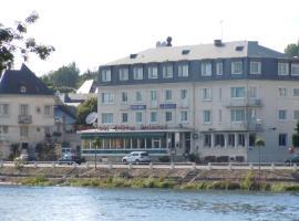 Hotel The Originals Montrichard Le Bellevue (ex Inter-Hotel)