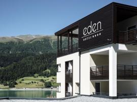 Hotel Eden am Reschensee, Resia