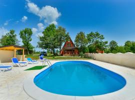 Holiday home Green Fields, Грачац (рядом с городом Bruvno)
