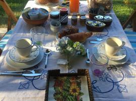 La CRI Bed & Breakfast, Giustino