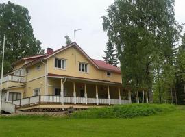 Tuhannen Tarinan Talo, Каннускоски