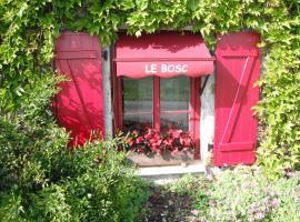 Le Bosc, Anthé (рядом с городом Cazideroque)