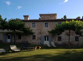 Il Casale del Duca, Urbino (Montecalvo in Foglia yakınında)