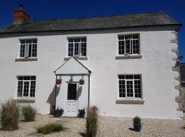 Lovaton Farmhouse, South Tawton (рядом с городом Spreyton)