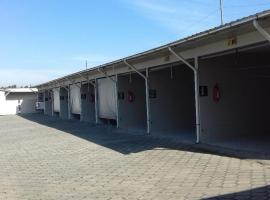 Motel A2, Criciúma (Hercílio Luz yakınında)