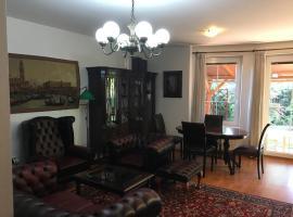 Luxury Prague house, Hostivice (Chýně yakınında)