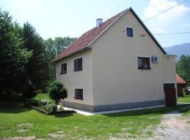 Apartment Covici 15864a, Оточац (рядом с городом Sinac)