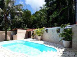 Angra dos Reis casa com piscina e churrasqueira, Conceição de Jacareí