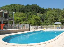 Camping de l'Aiguebelle, Ispagnac