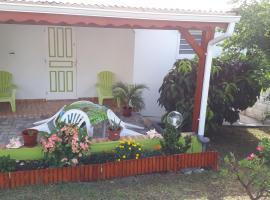 La Casa Binecha, Baillif (рядом с городом Basse-Terre)